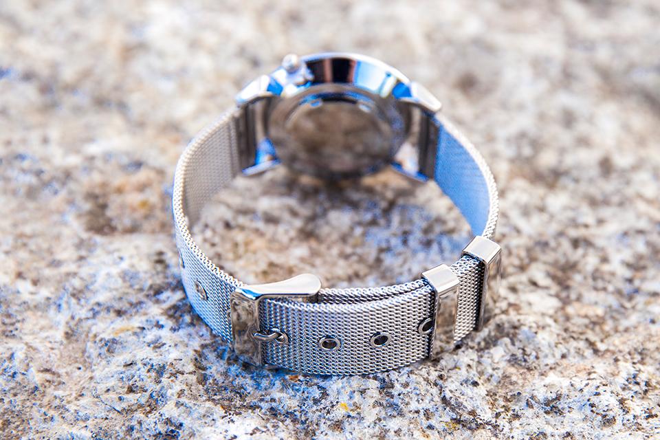 Bracelet Argent Montre Kulte
