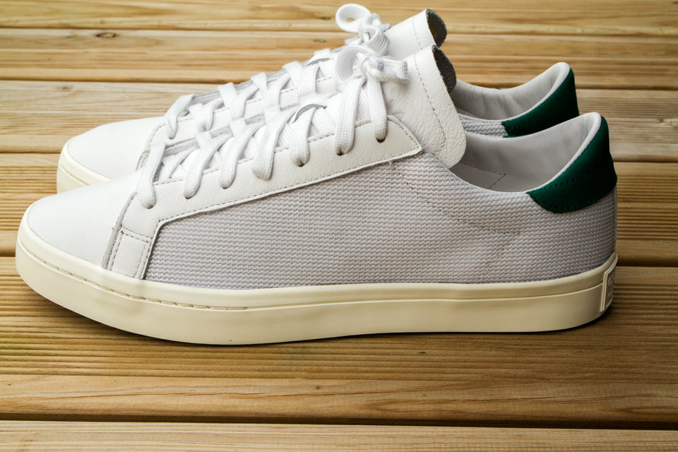 Adidas Original Court Vantage Femme