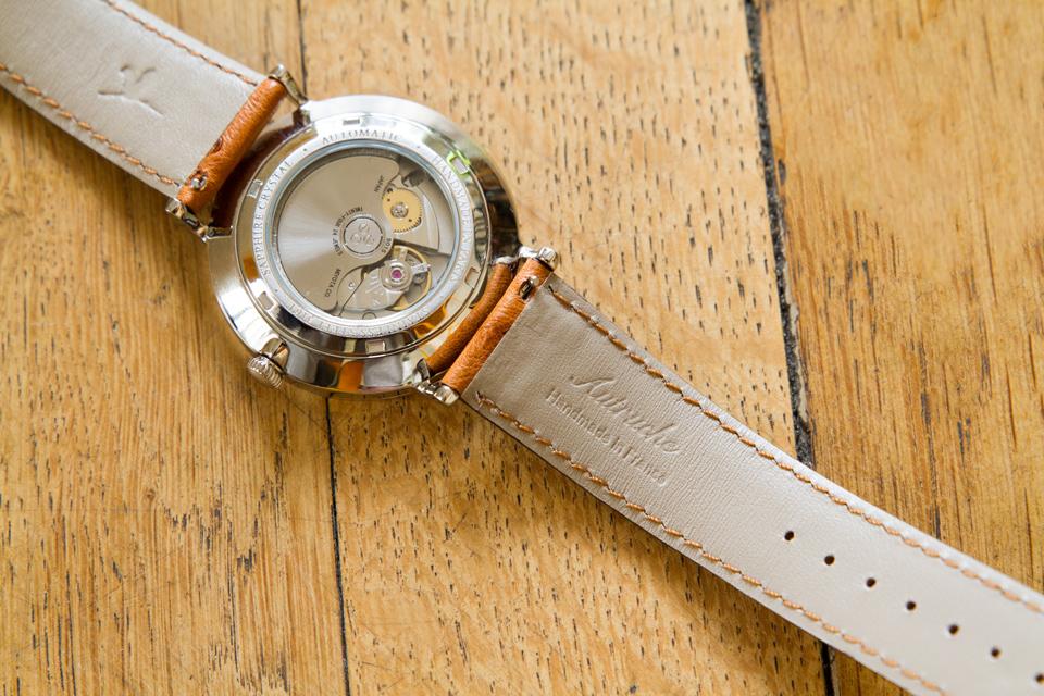 Bracelet autruche charlie watch