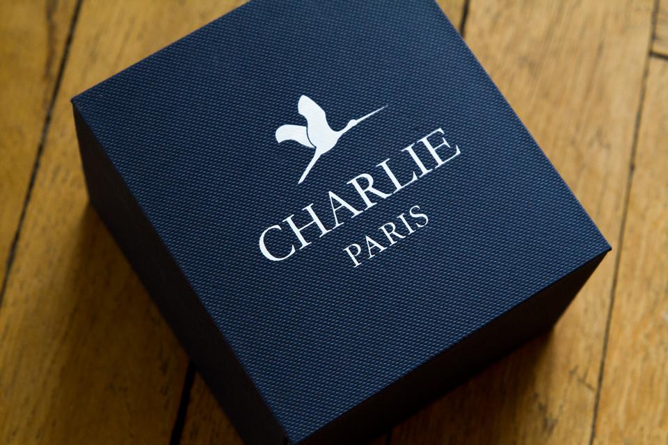 Charlie watch boite montre