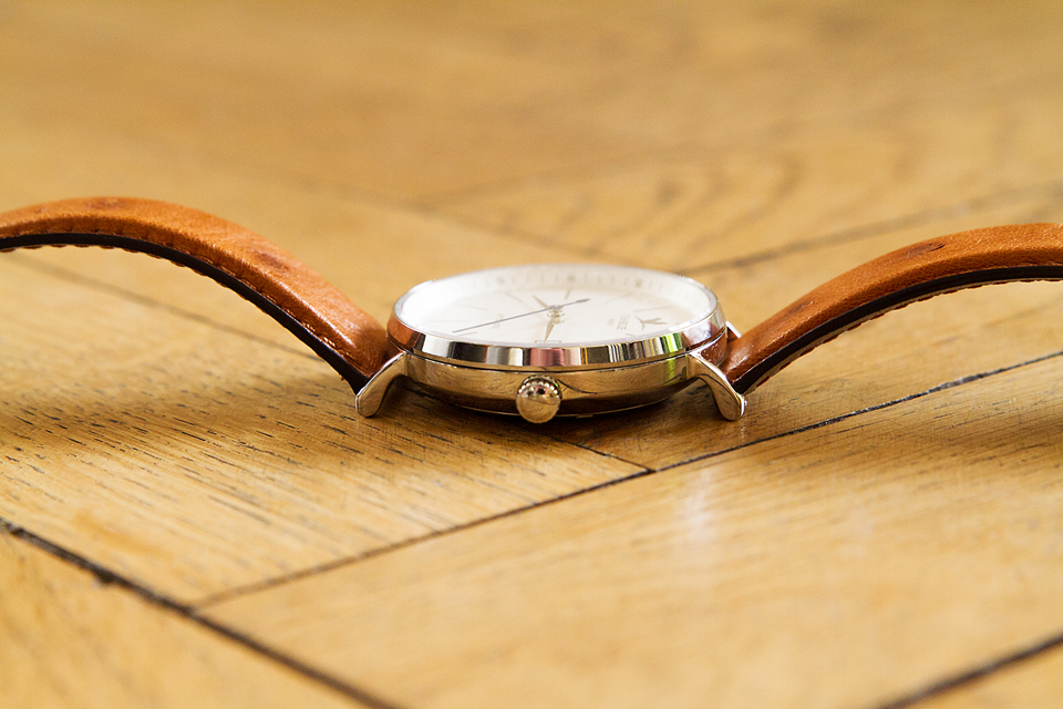 Charlie watch initial montre