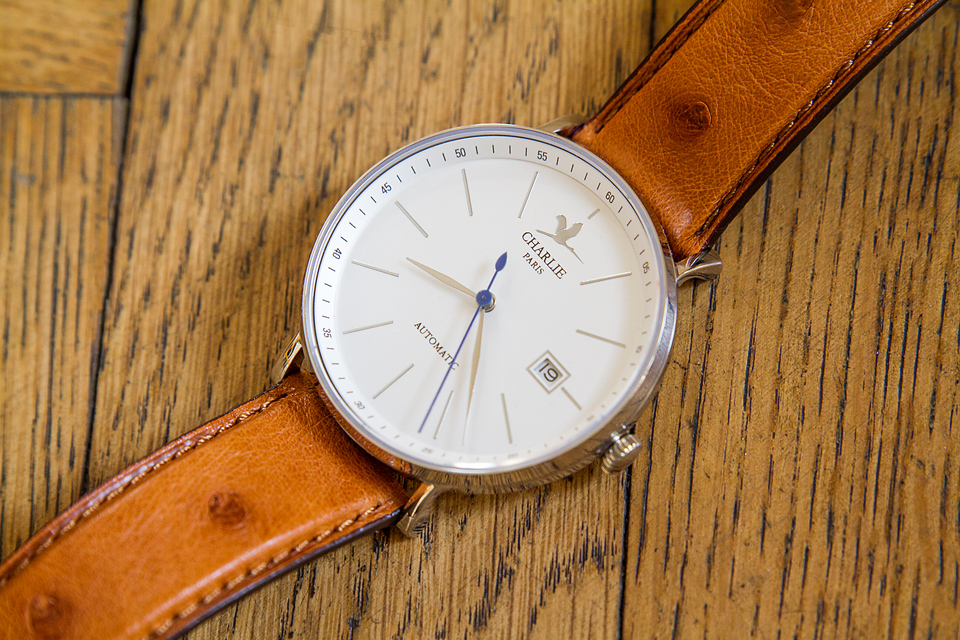 Montre Charlie Watch Initial