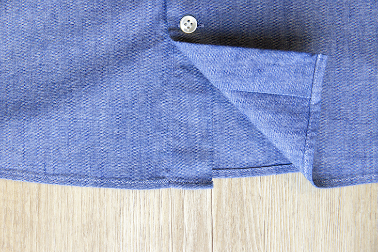 Chemise chambray Office Artist bas