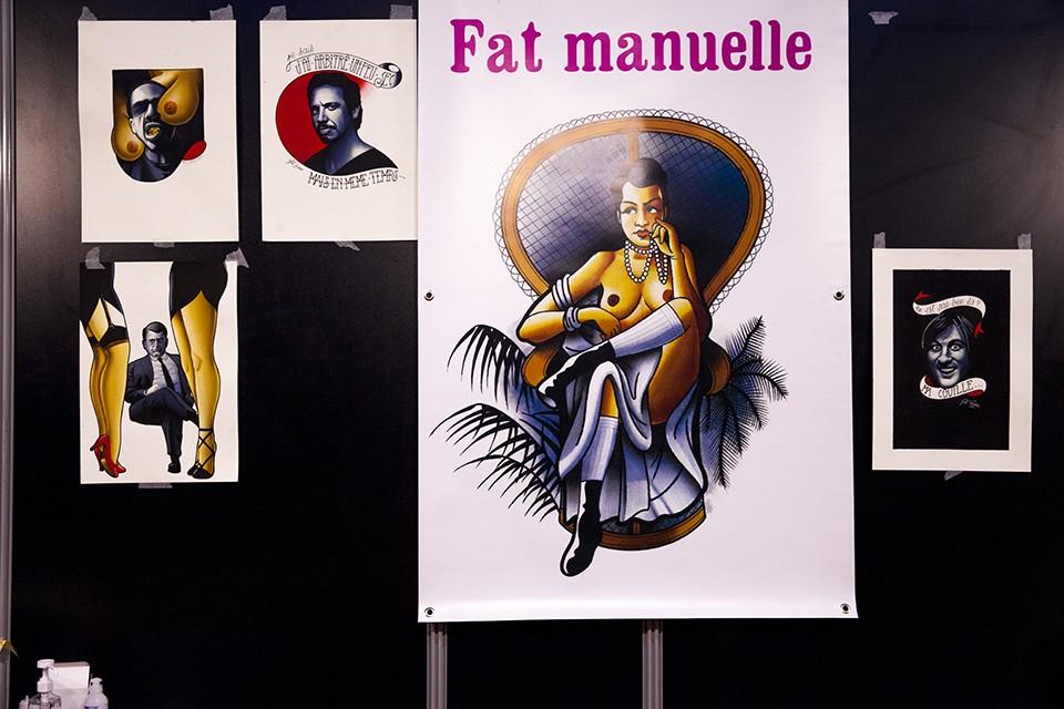 Fat Manuelle