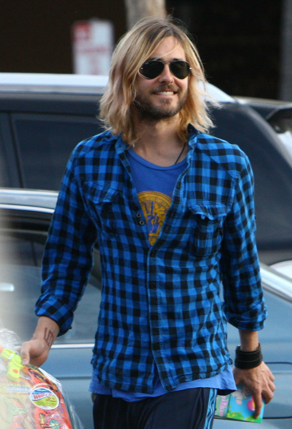 Icone de mode #18 : Kurt Cobain Jared Leto Instagram