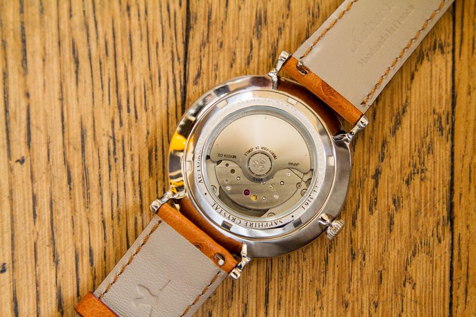 Montre charlie watch automatique miyota 9015