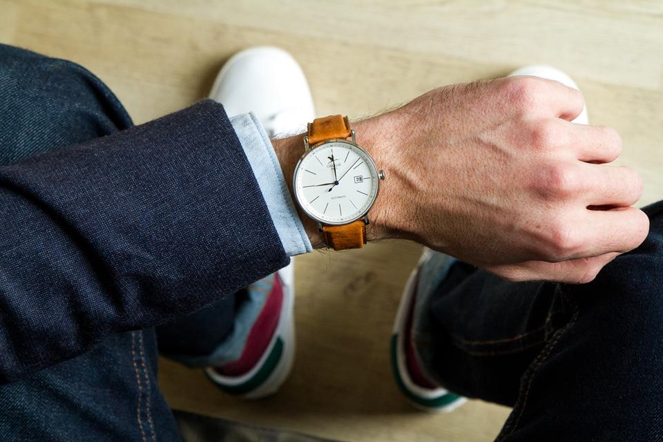 Montre Charlie Watch Automatique test avis