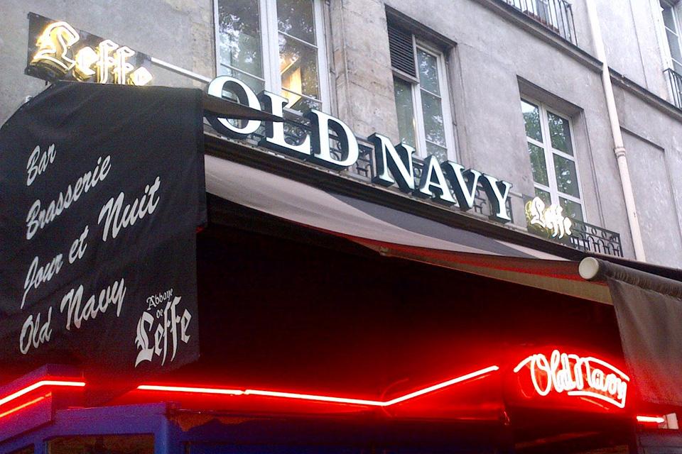 old navy paris