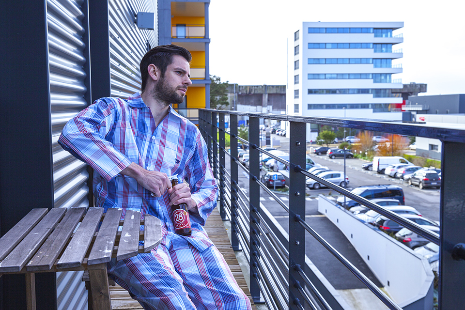 Pyjama Biere