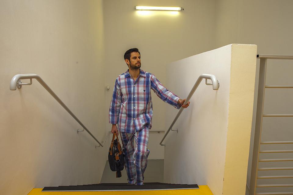 Pyjama Esccaliers