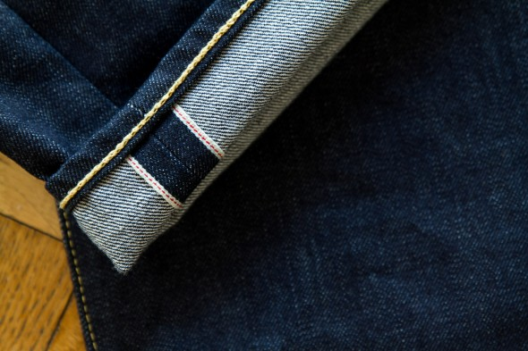 red selvedge levis 501