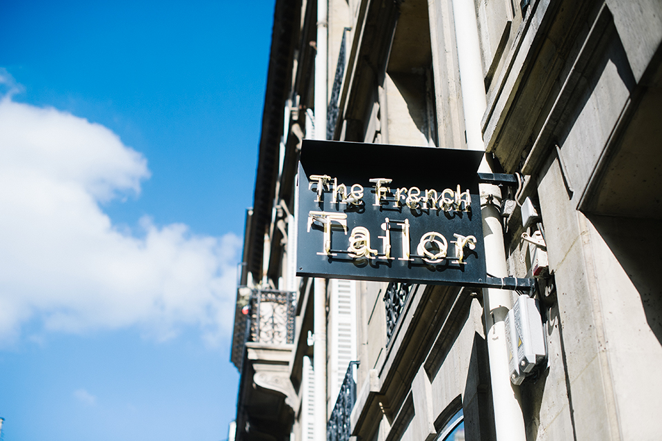 Boutique The French Tailor