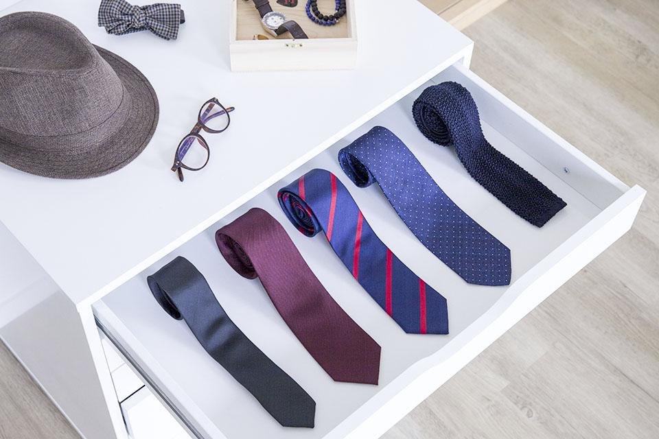 5 cravates essentielles