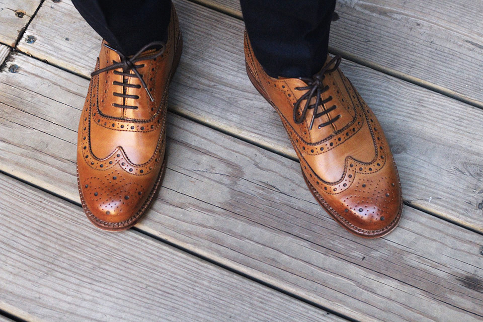 NYC Derbies Grenson