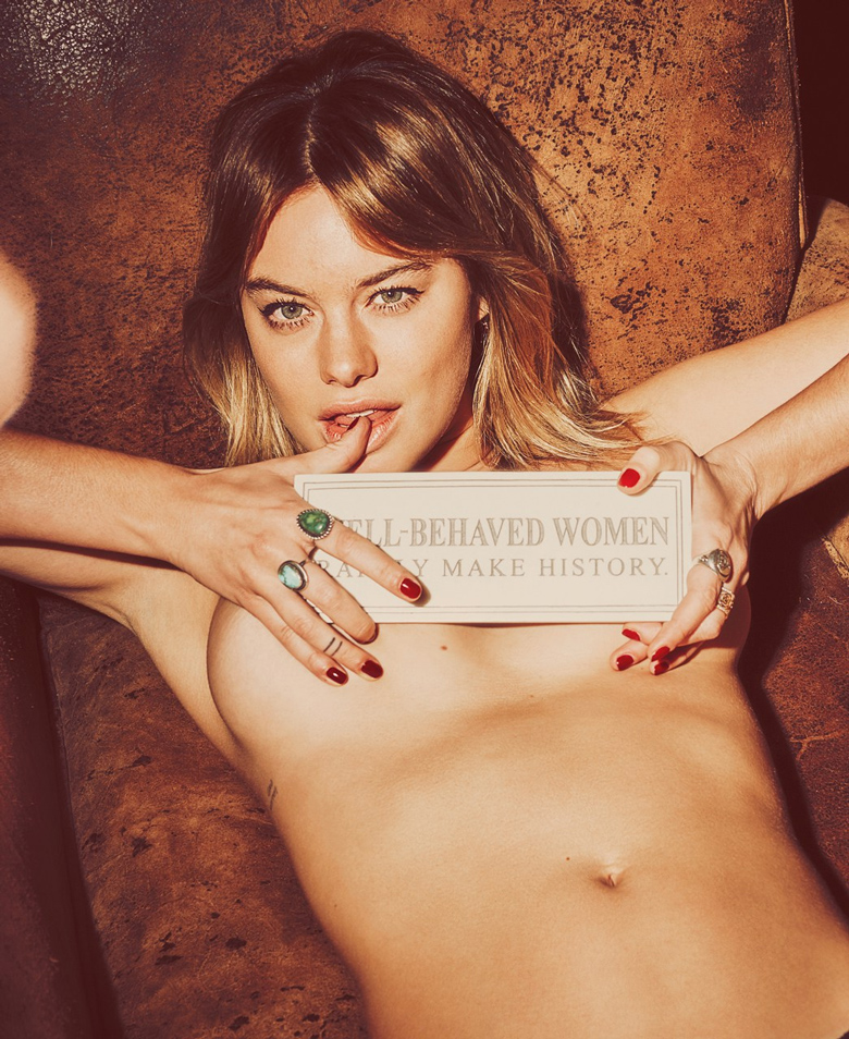 camille-rowe-model