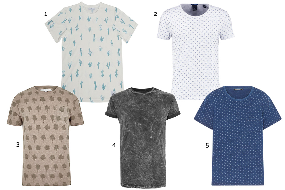 t-shirt all over print homme