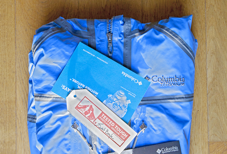 Veste Columbia Pack