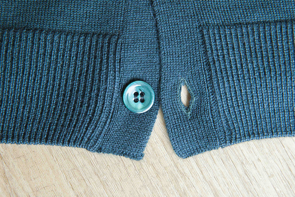Cardigan Six Sept Bouton