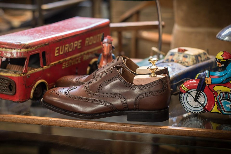 Velasca marque chaussures italiennes