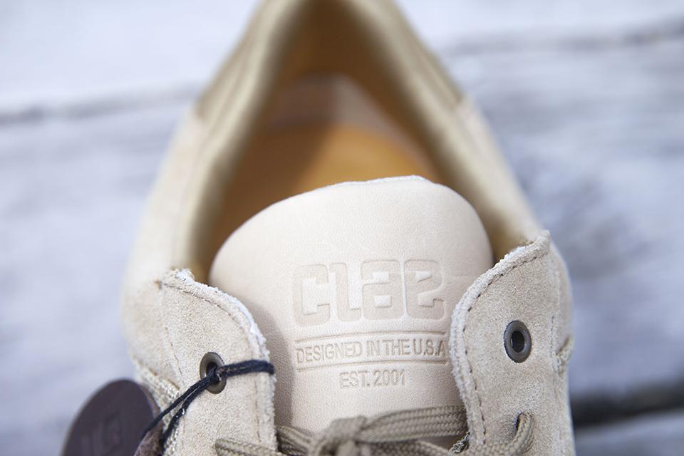 Baskets Clae Hoffman languette