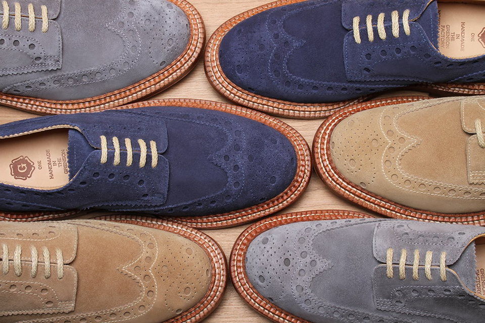 Grenson Marque chaussures anglaise