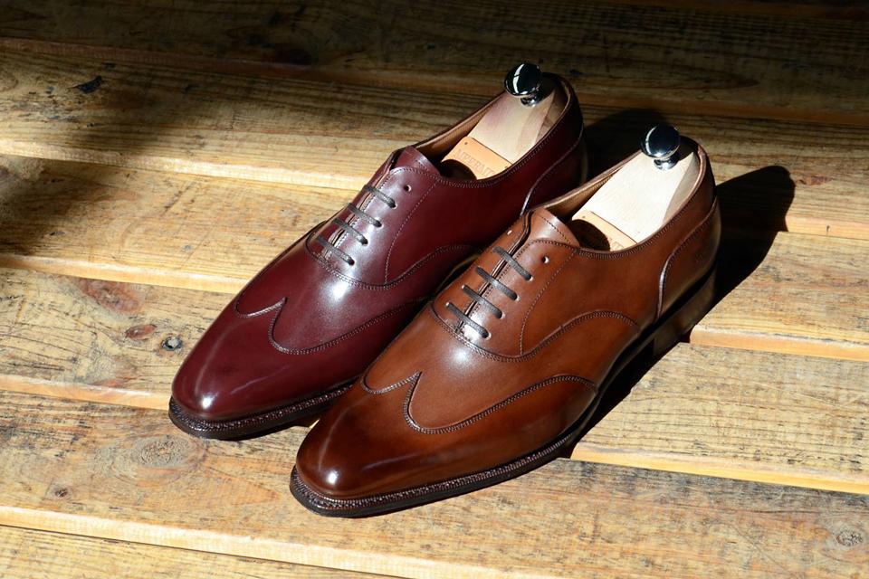 Meermin Chaussures richelieu espagne