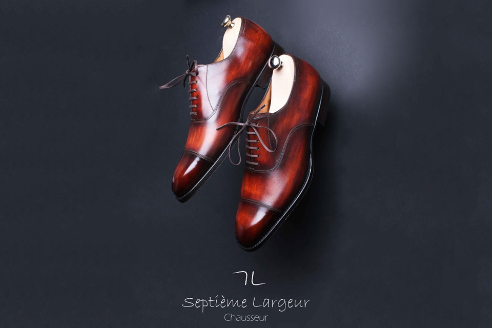 Septieme Largeur Chaussures homme luxe