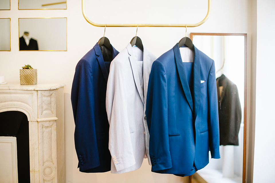 Faubourg Showroom Vestes