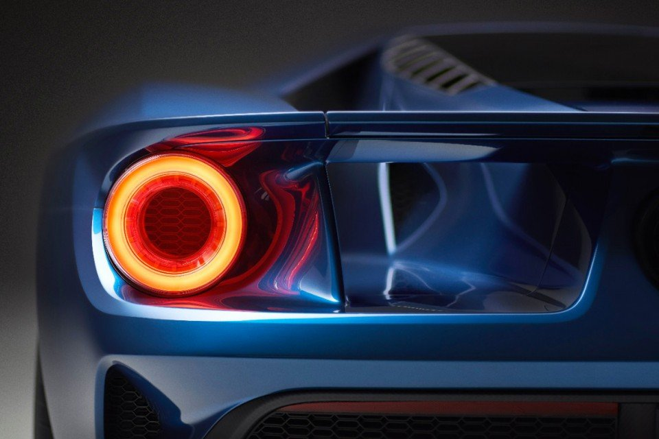 Ford Gt Feux
