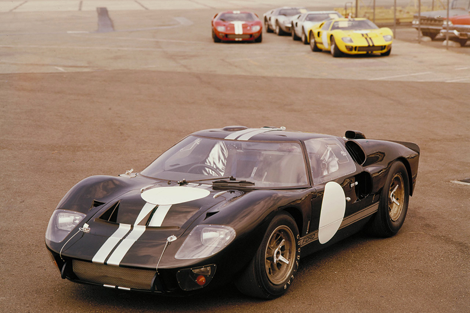 Ford Gt40 Circuit