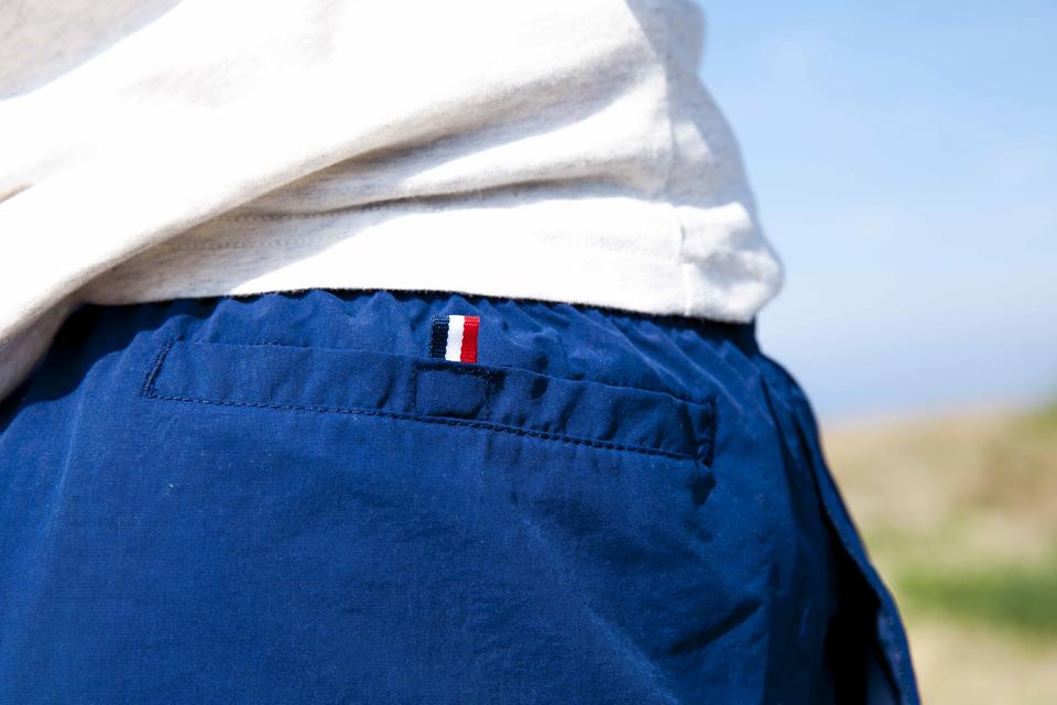 maillot 1789 Cala bleu poche