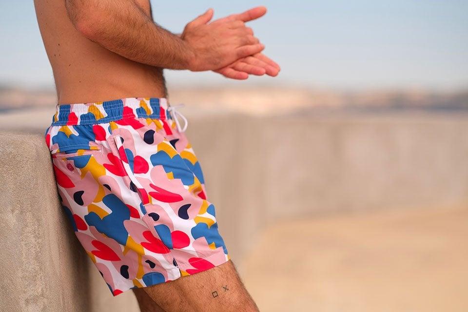 Shorts de bain Surprise Paris