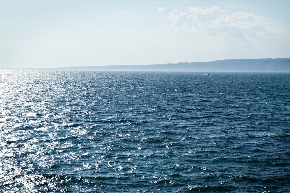 mer méditerranée marseille