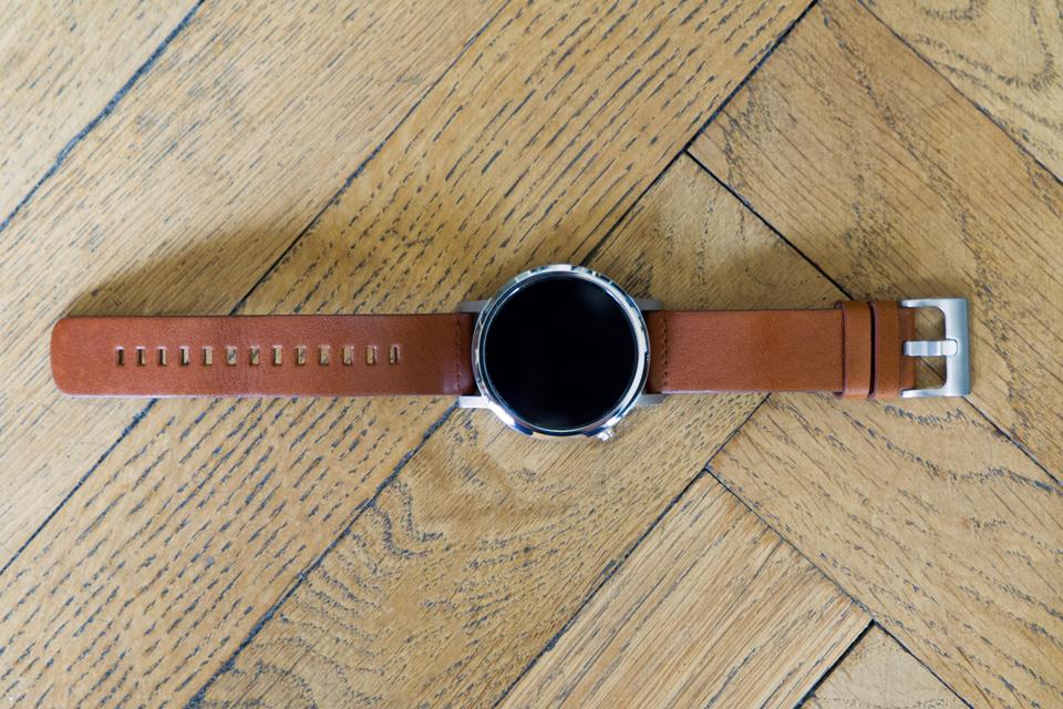Moto 360 montre