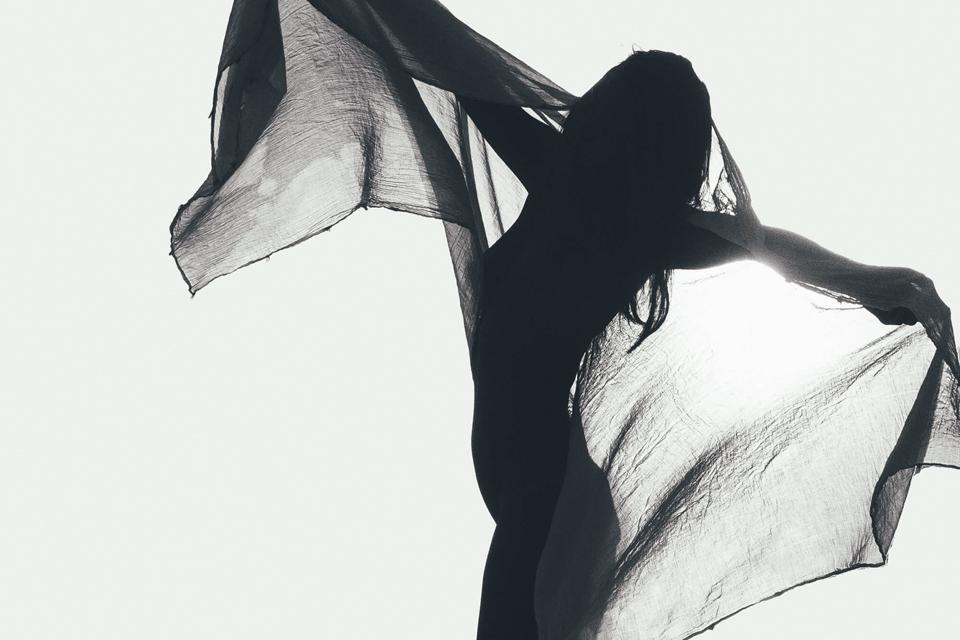 Woman shade