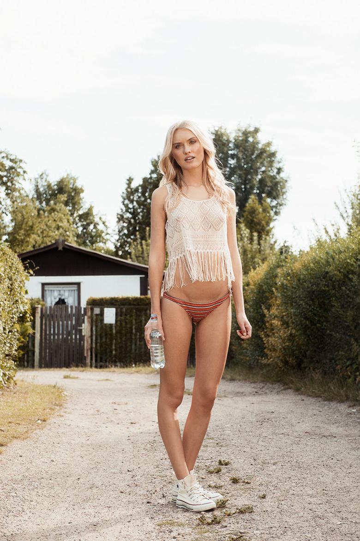 Alberte Valentine hot model