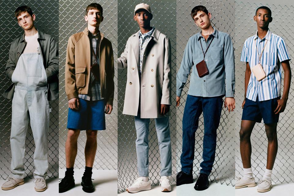 apc fashion week paris homme