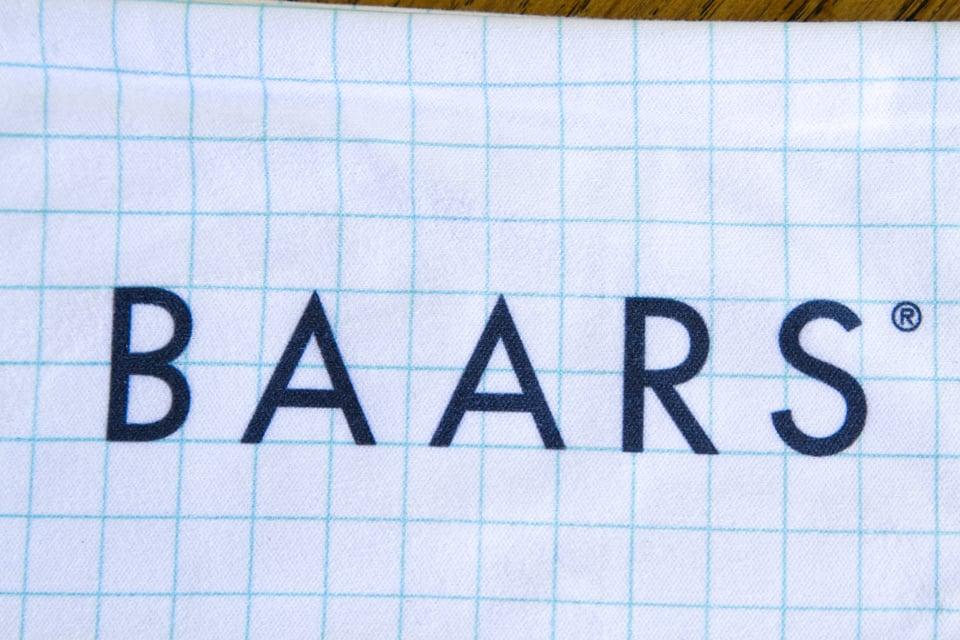 Baars pochette lunettes