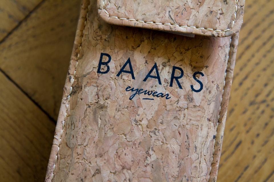 Baars eyewear étui