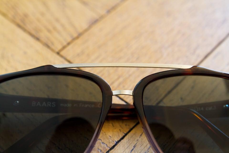 Barre or lunettes Baars
