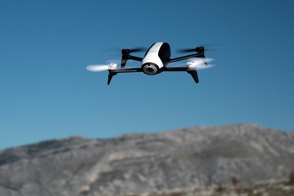 bebop 2 parrot drone