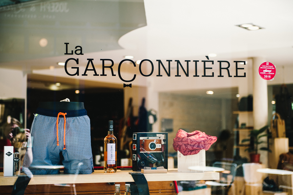 boutique la garconniere paris