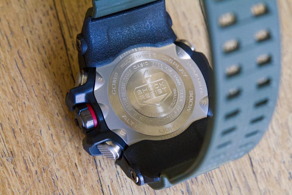 Casio G-shock fond montre