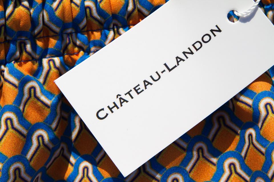 Chateau Landon Marque logo