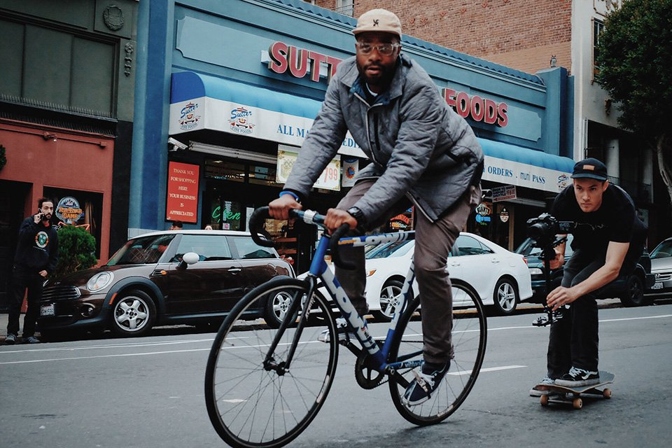 chrome industries cycle lookbook fixie