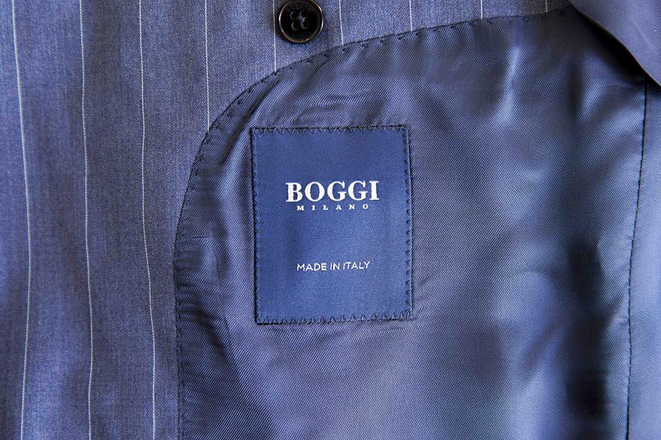 Costume Boggi Etiquette