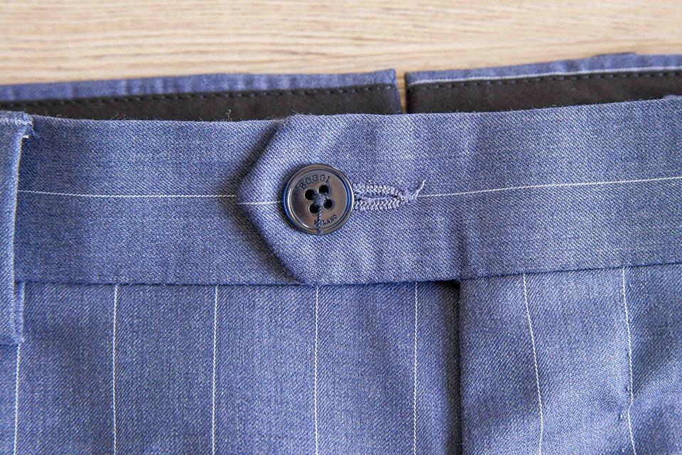 Pantalon Boggi bouton