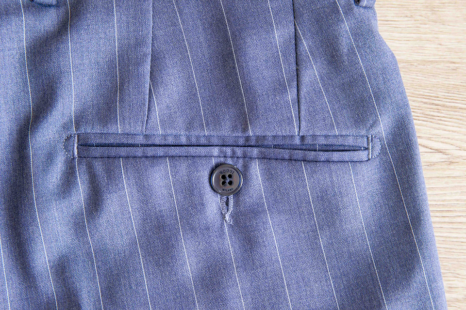 Pantalon Boggi poche
