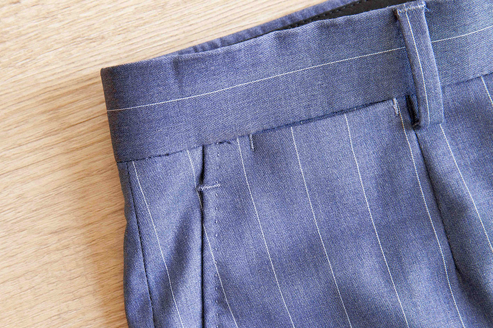 Pantalon Boggi poches