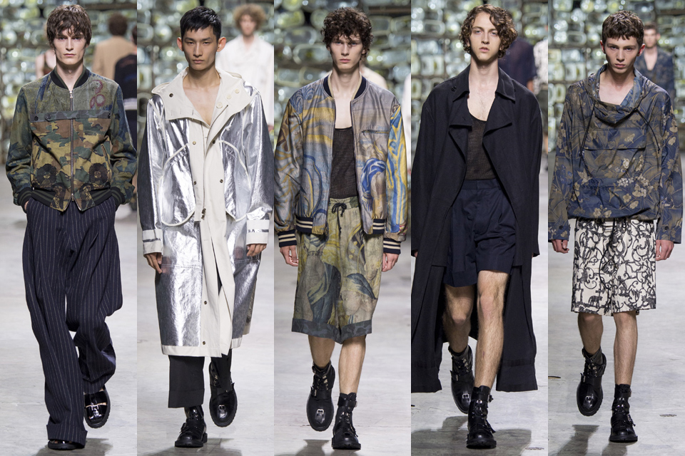 dries van noten paris fashion week homme